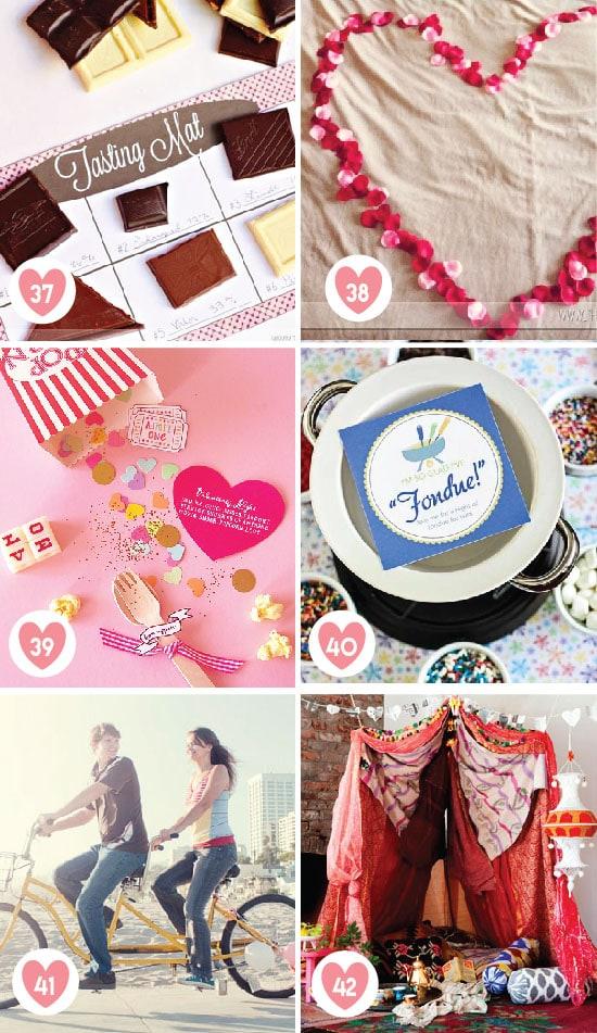 Last Minute Valentine's Date Night Ideas