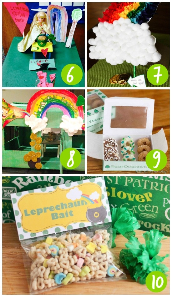Leprechaun Trap Bait Ideas and Leprechaun Trap Kits