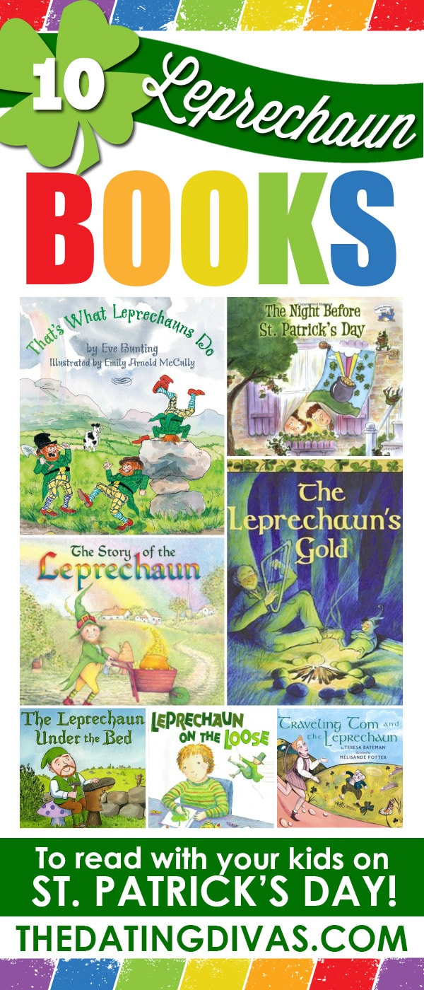 Leprechaun Books for Kids