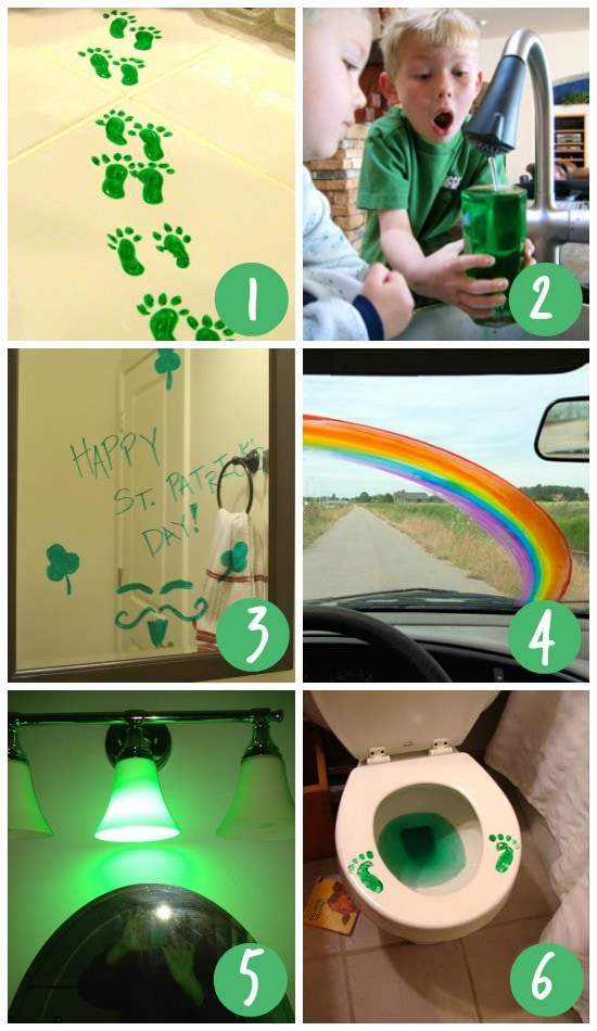 Leprechaun Mischief and Fun
