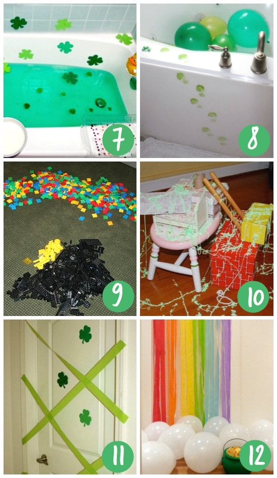 Leprechaun Pranks and Tricks