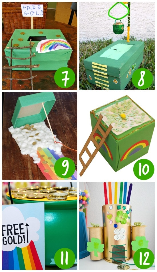 Creative Leprechaun Traps for Kids