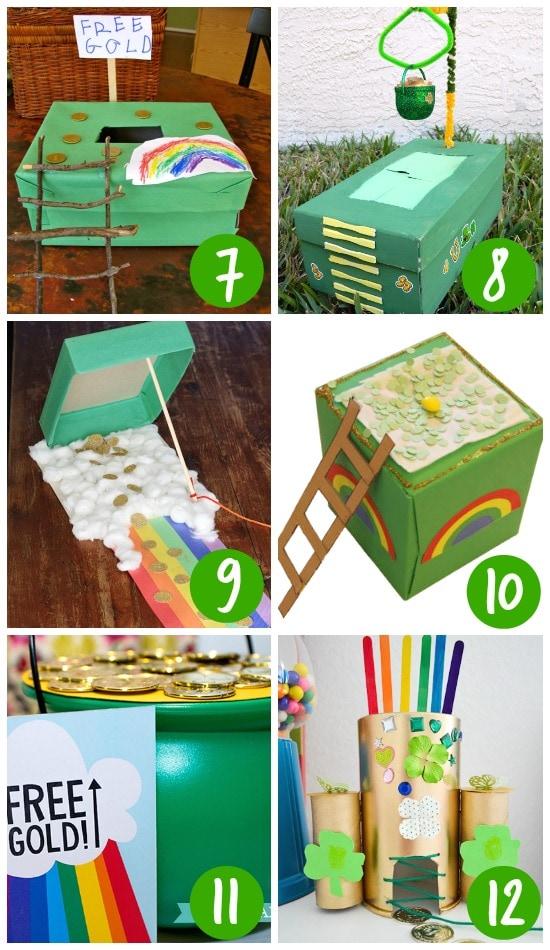 Creative Leprechaun Traps