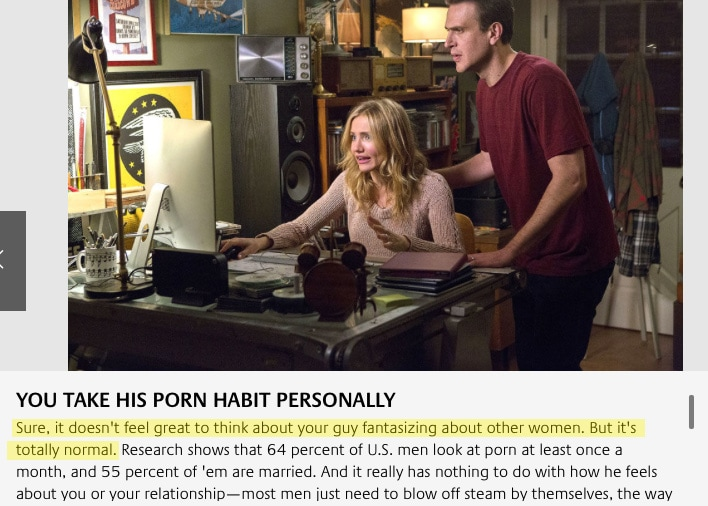 Lies About Pornography