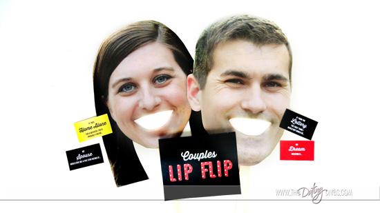 Lip Flip Game
