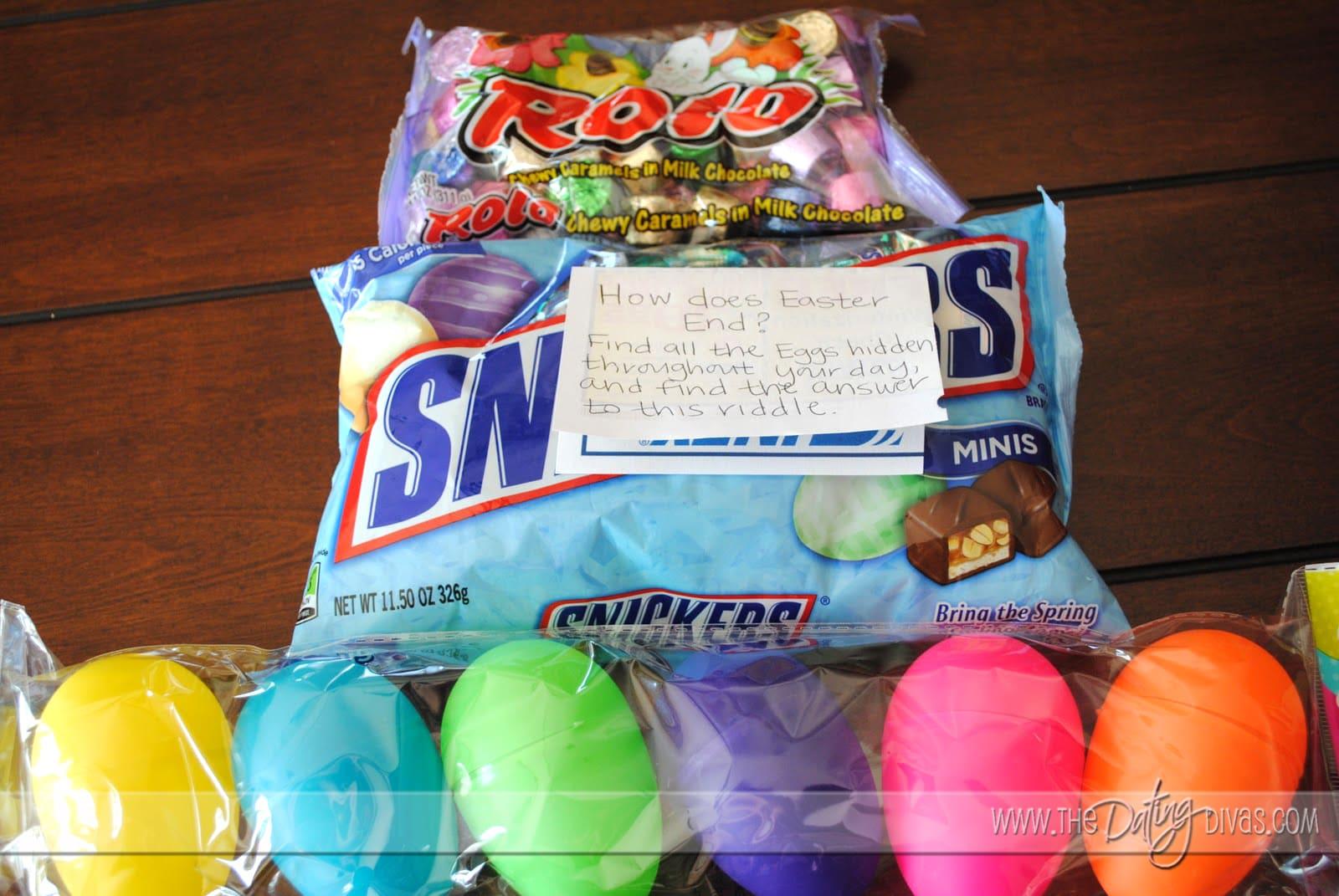 Easter egg hubby hunt hookup divas