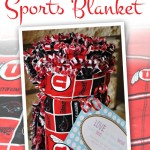 NCAA or NFL Blanket