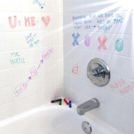 Love Challenge- Shower Notes!!