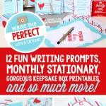 Love Letter Kit Pinterest