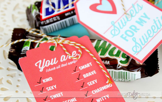 Love Letter Tags