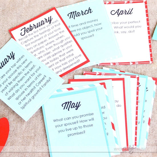 Love Letter Writing Prompts