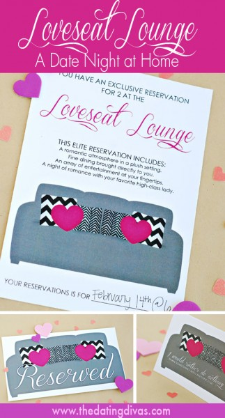 Love Seat Lounge