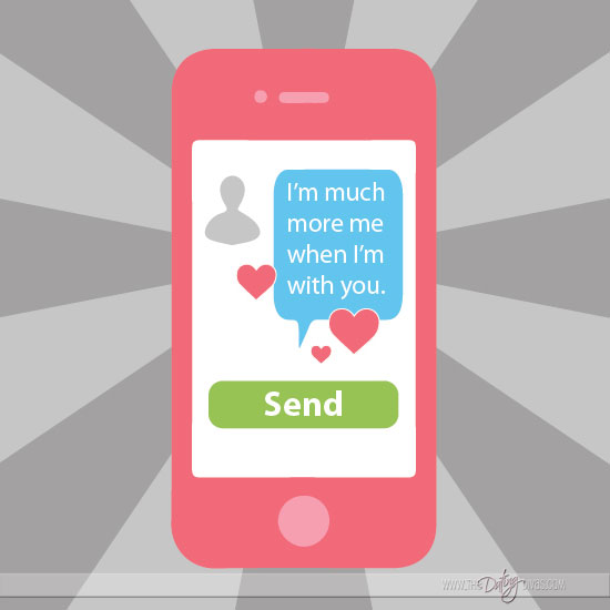 Love Text for Him