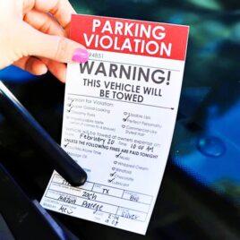 Love Violation Ticket