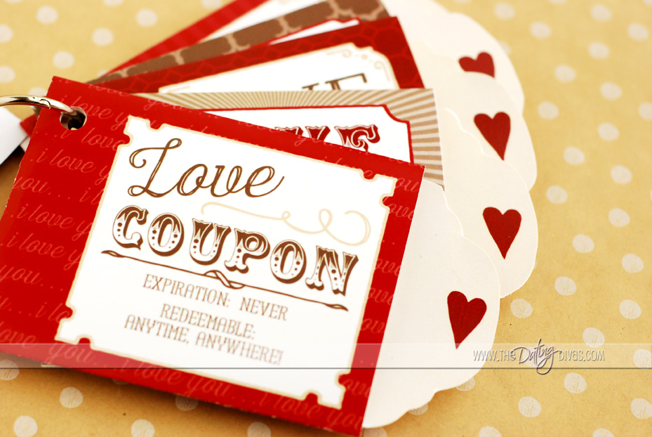 Coupon book for boyfriend template free