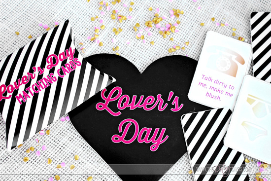 Lover's Day Free Printables