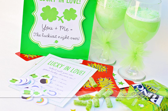 St. Patrick's Day With Your Spouse
