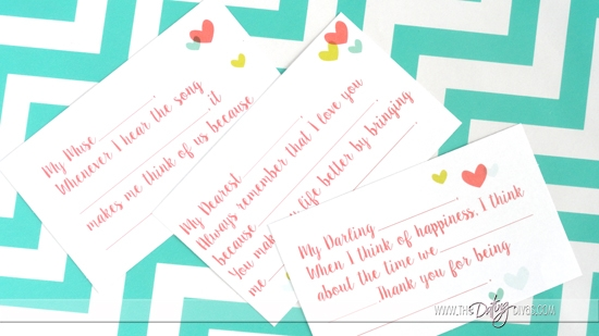 Lunchbox Love Letters Inspirational