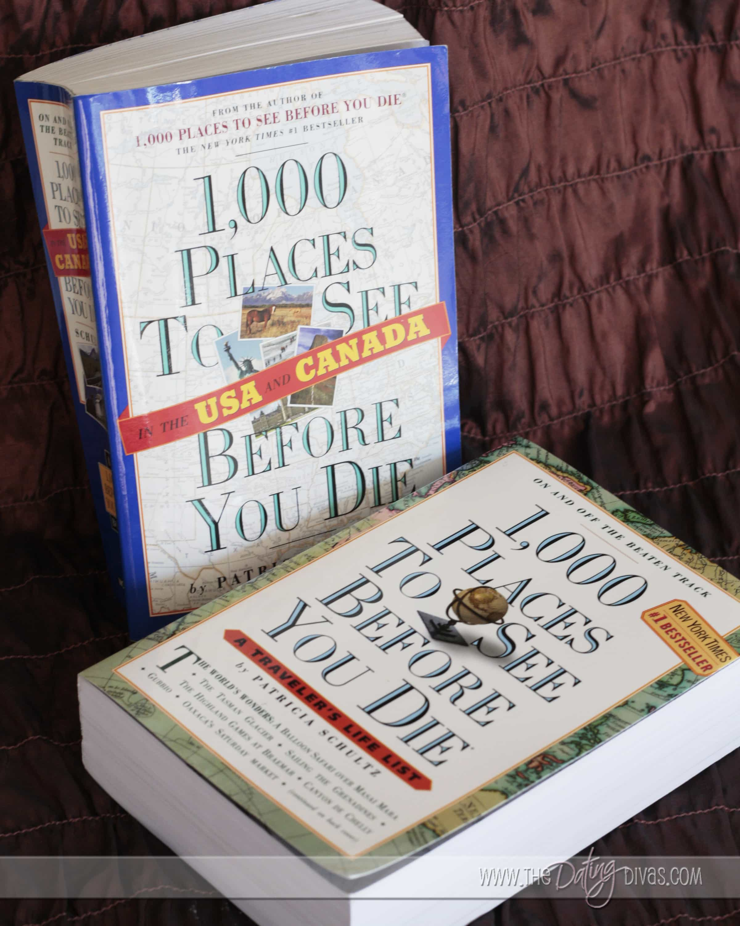 The Places We'll Go Travel Photo Book