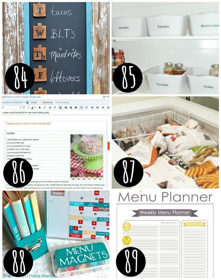 Get your meal prep organized today!