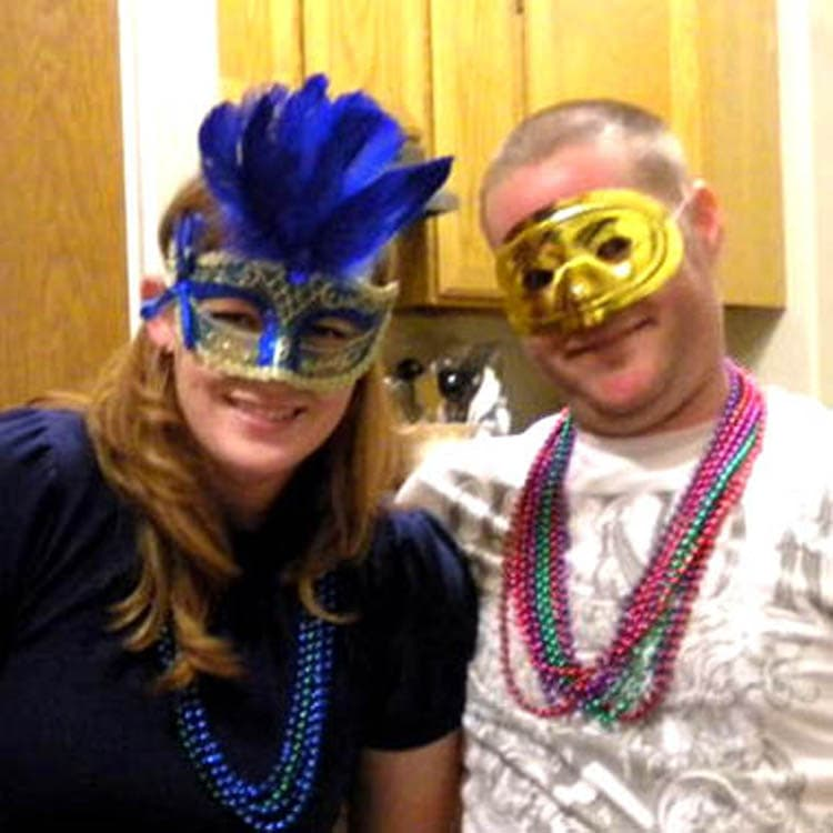 Mardi Gras themed party ideas