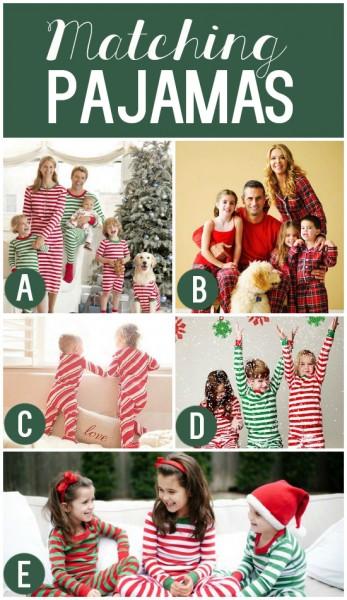 Matching-Christmas-Pajamas