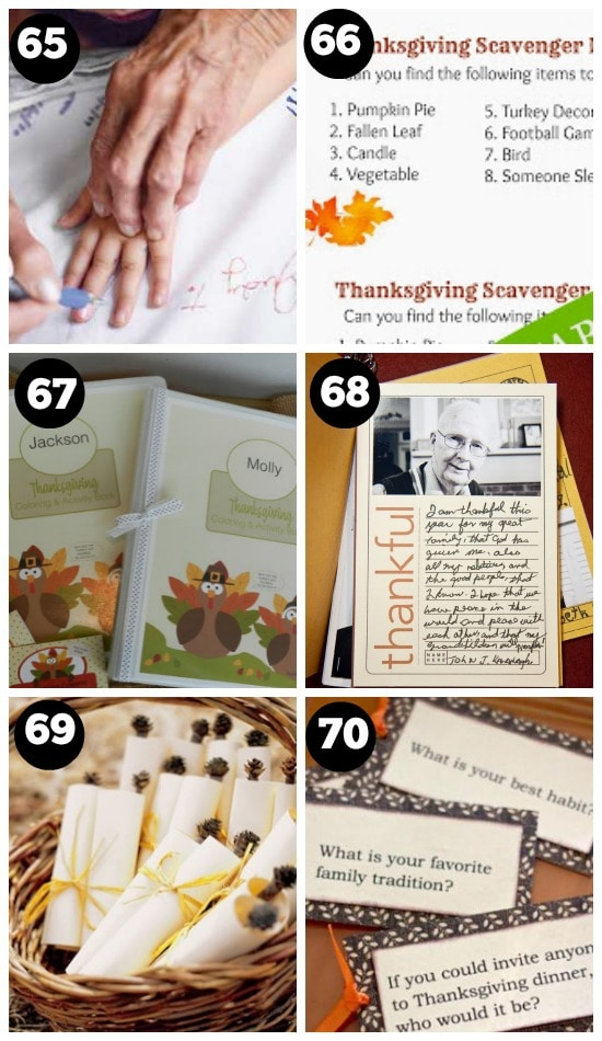 Meaningful Thanksgiving Day Traditions
