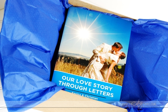 Romantic Gift Idea for Spouse: Memeoirs Email Book