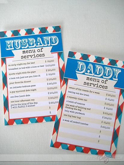 Michelle-DaddyMoney-Menu-WebLogo