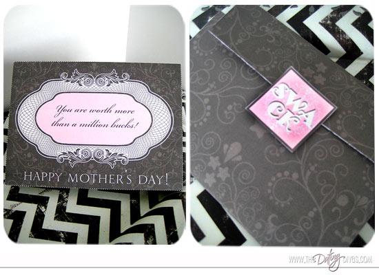 Mommy Money Envelope