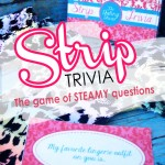 Strip Trivia, A Bedroom Game