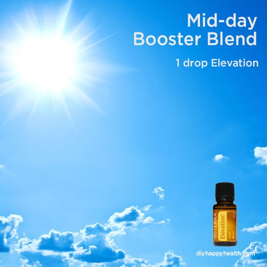 Essential Oil Afternoon Boost