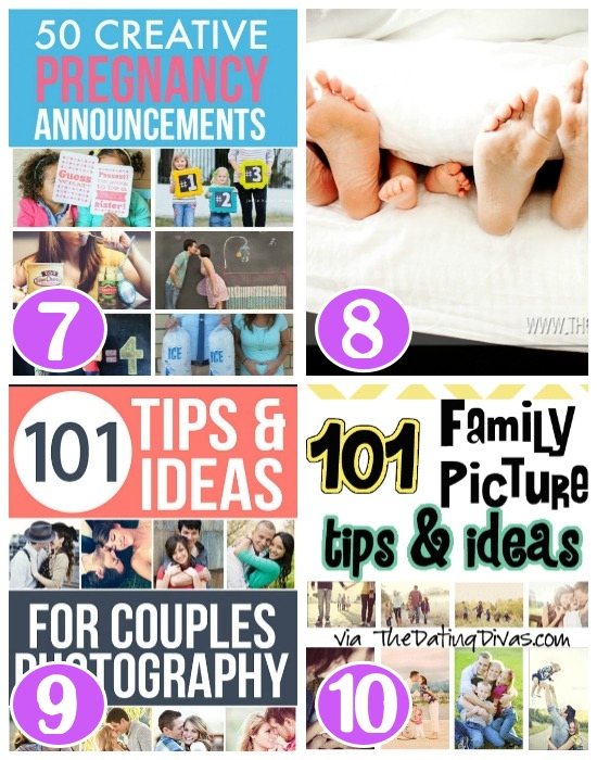 Most pinned family idea collage 6-10 FINAL