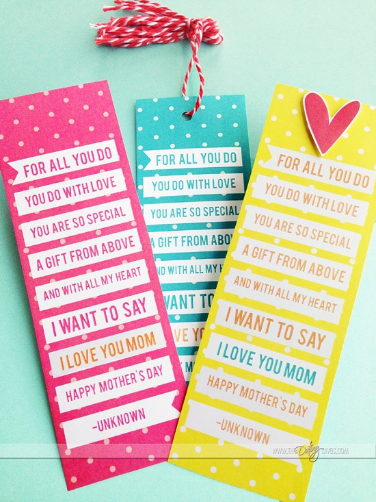 Mother's Day Journal Gift