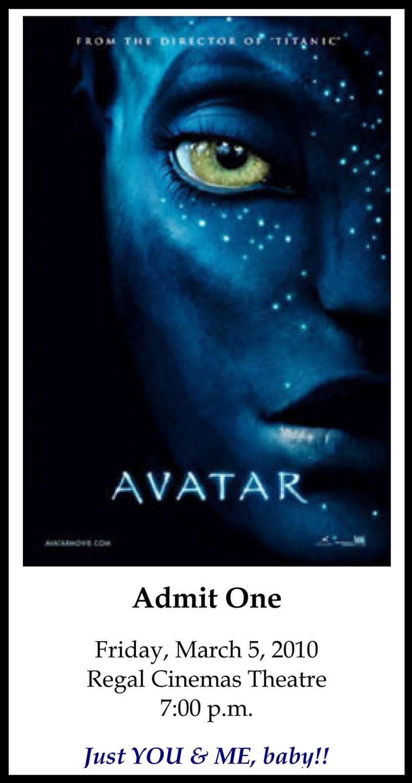 Movie Date Night Printable