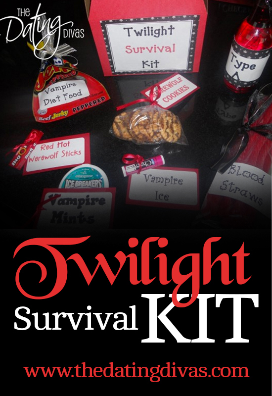 Corie - My Man's Twilights Survival Kit - Pinterest Pic