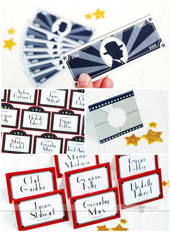 Murder Mystery Game Printables