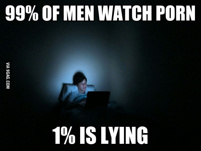 What Society Wants Us to Believe About Pornography