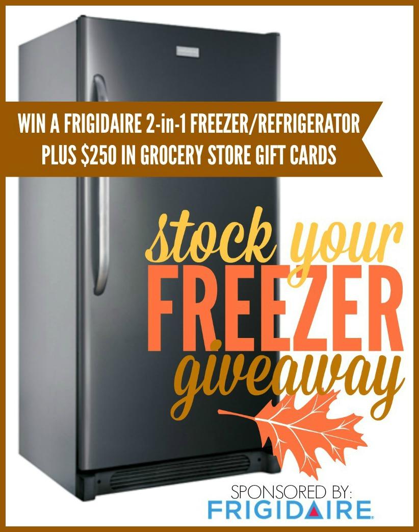 NEW Stock Your Freezer