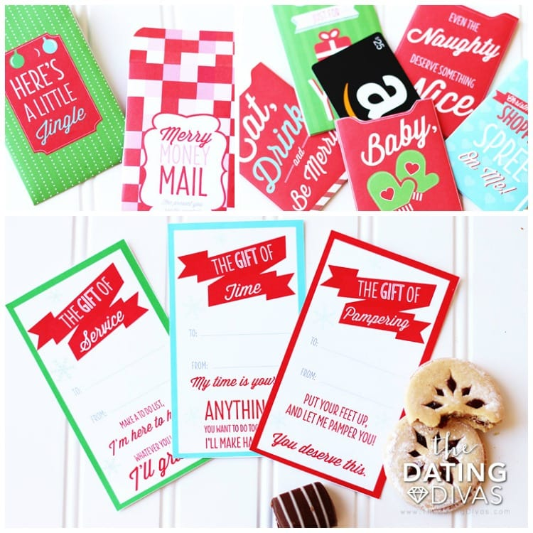 Neighbor Gift Ideas Gift Card Holders