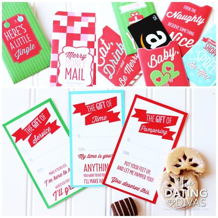 Neighbor Gift Ideas Gift Card Holders