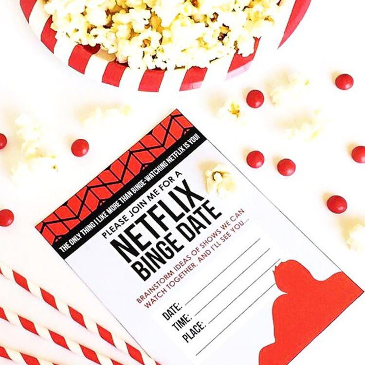 Netflix Binge Date