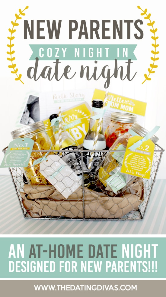 New Parent Cozy Date Night