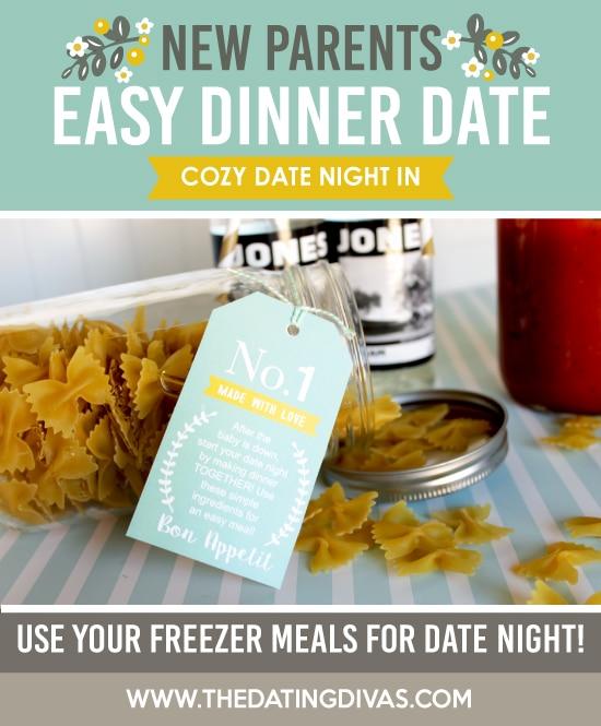 New Parents Cozy Night Dinner