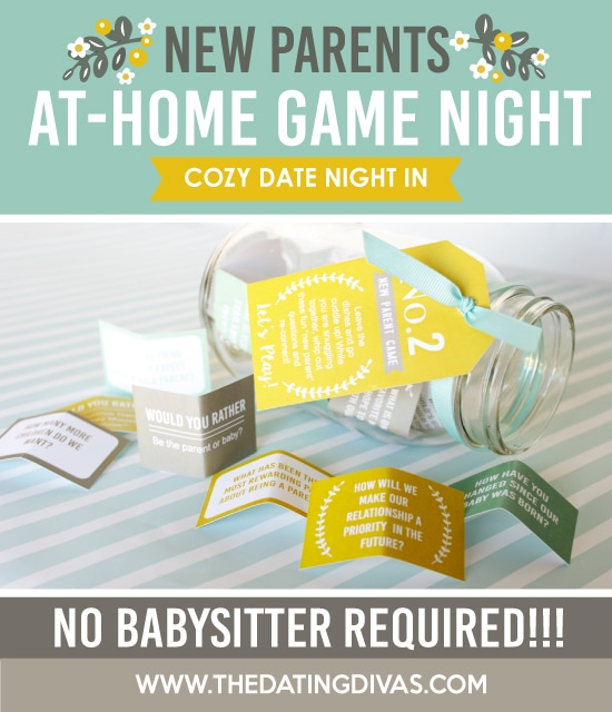 New Parents Cozy Night Game