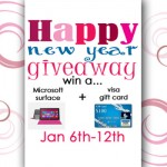 New Year Giveaway-Slider