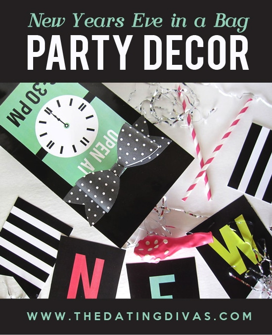 New Years Eve Party Decor