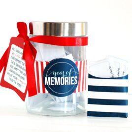 New Years Eve Year Of Memories Jar Activity
