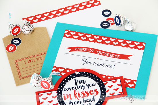 Open When Letters Love Note