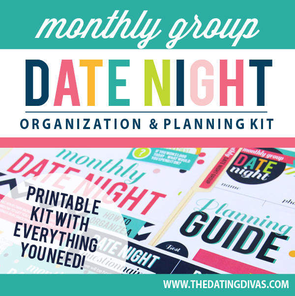 Organizing a Couples Date Night